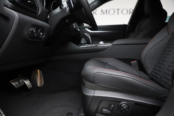 New 2019 Maserati Levante S GranSport for sale $110,855 at Bugatti of Greenwich in Greenwich CT 06830 14