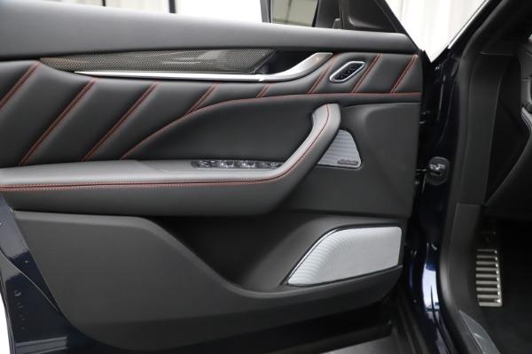 New 2019 Maserati Levante S GranSport for sale $110,855 at Bugatti of Greenwich in Greenwich CT 06830 17