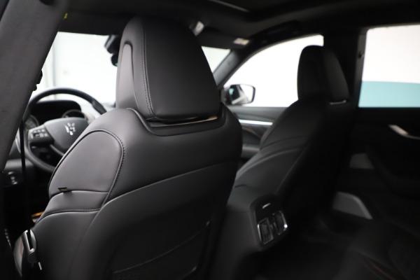 New 2019 Maserati Levante S GranSport for sale $110,855 at Bugatti of Greenwich in Greenwich CT 06830 20