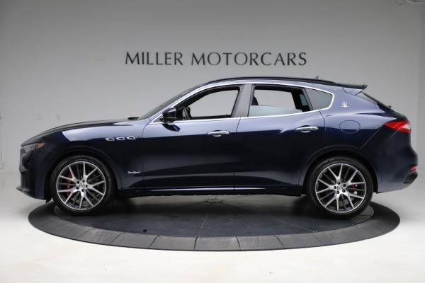 New 2019 Maserati Levante S GranSport for sale $110,855 at Bugatti of Greenwich in Greenwich CT 06830 3