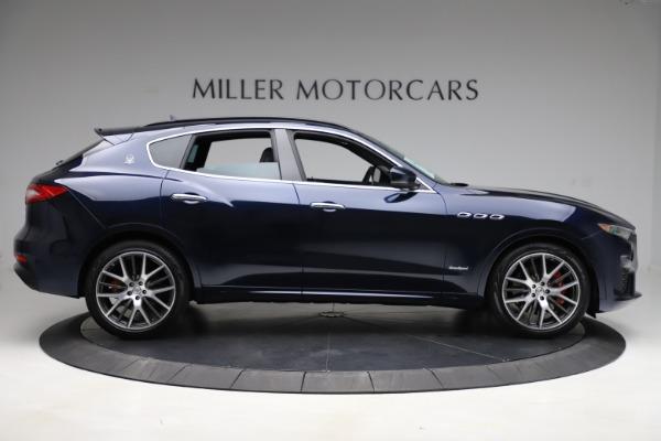 New 2019 Maserati Levante S GranSport for sale $110,855 at Bugatti of Greenwich in Greenwich CT 06830 9