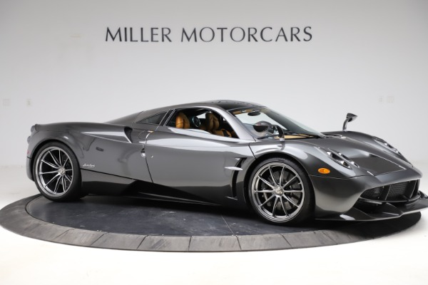 Used 2014 Pagani Huayra Tempesta for sale $2,195,000 at Bugatti of Greenwich in Greenwich CT 06830 10