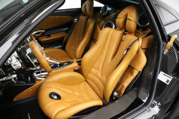 Used 2014 Pagani Huayra Tempesta for sale $2,195,000 at Bugatti of Greenwich in Greenwich CT 06830 15