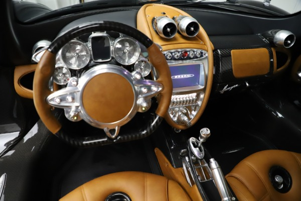 Used 2014 Pagani Huayra Tempesta for sale $2,195,000 at Bugatti of Greenwich in Greenwich CT 06830 16