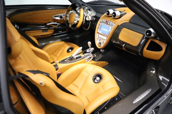 Used 2014 Pagani Huayra Tempesta for sale $2,195,000 at Bugatti of Greenwich in Greenwich CT 06830 19