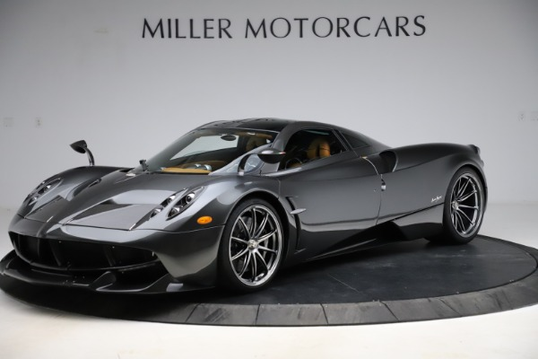 Used 2014 Pagani Huayra Tempesta for sale $2,195,000 at Bugatti of Greenwich in Greenwich CT 06830 2