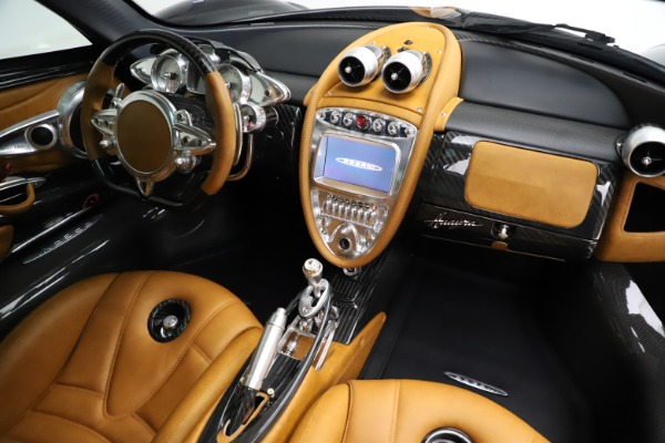Used 2014 Pagani Huayra Tempesta for sale $2,195,000 at Bugatti of Greenwich in Greenwich CT 06830 21