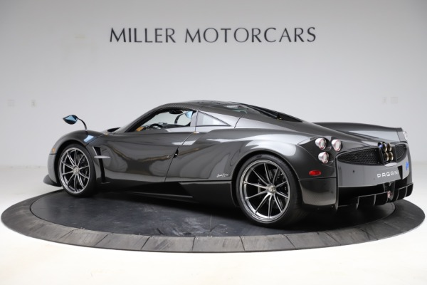 Used 2014 Pagani Huayra Tempesta for sale $2,195,000 at Bugatti of Greenwich in Greenwich CT 06830 4