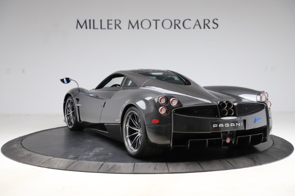Used 2014 Pagani Huayra Tempesta for sale $2,195,000 at Bugatti of Greenwich in Greenwich CT 06830 5