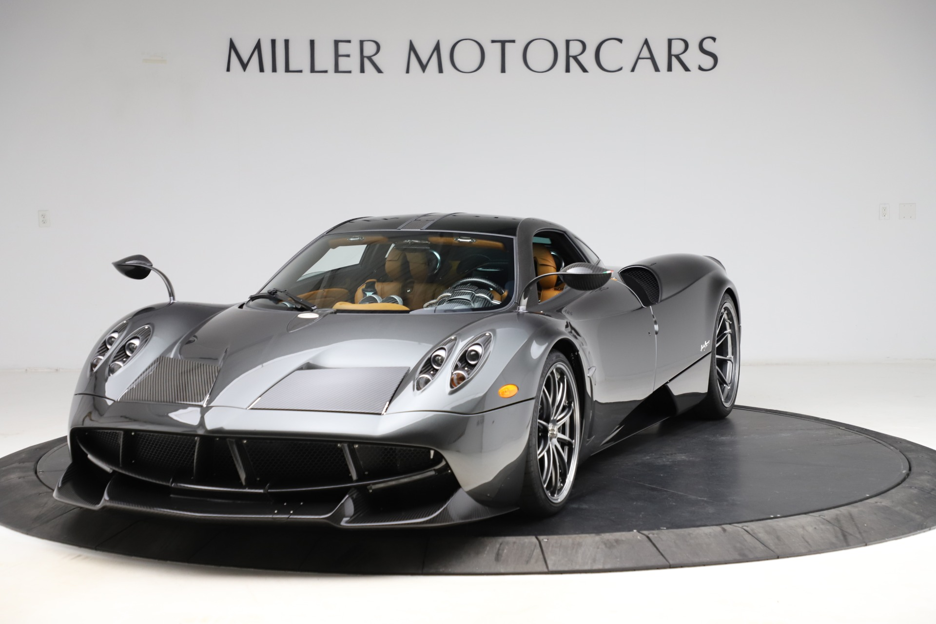 Used 2014 Pagani Huayra Tempesta for sale $2,195,000 at Bugatti of Greenwich in Greenwich CT 06830 1