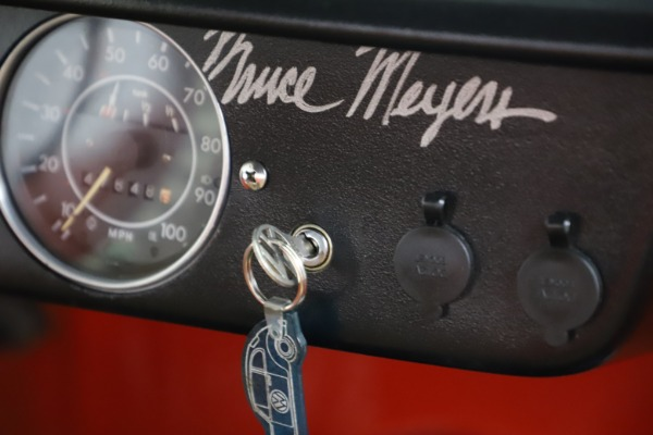 Used 1966 Meyers Manx Dune Buggy for sale Sold at Bugatti of Greenwich in Greenwich CT 06830 20