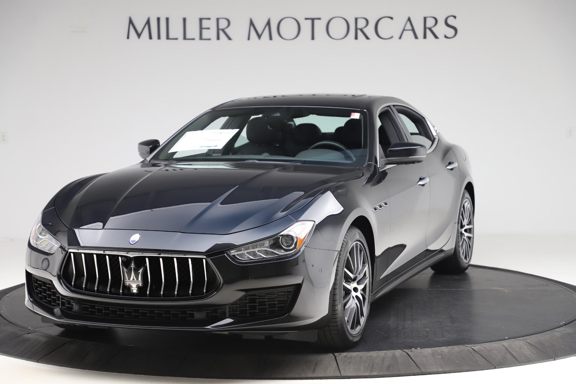 New 2019 Maserati Ghibli S Q4 for sale $91,165 at Bugatti of Greenwich in Greenwich CT 06830 1