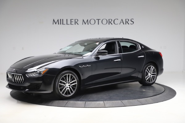 New 2019 Maserati Ghibli S Q4 for sale $91,165 at Bugatti of Greenwich in Greenwich CT 06830 2