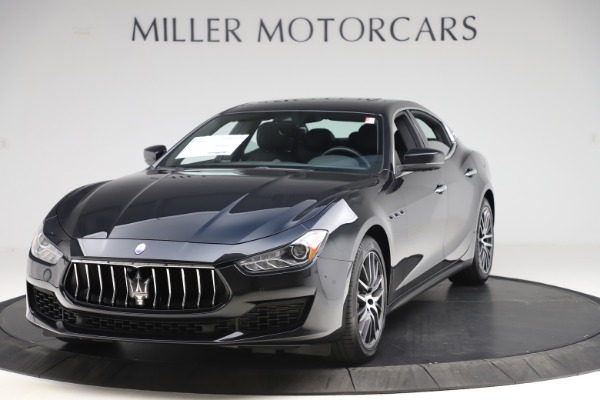 New 2019 Maserati Ghibli S Q4 for sale $91,165 at Bugatti of Greenwich in Greenwich CT 06830 1