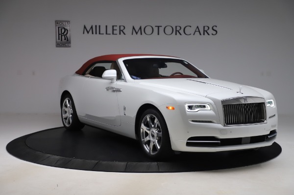 Used 2016 Rolls-Royce Dawn for sale $239,900 at Bugatti of Greenwich in Greenwich CT 06830 18