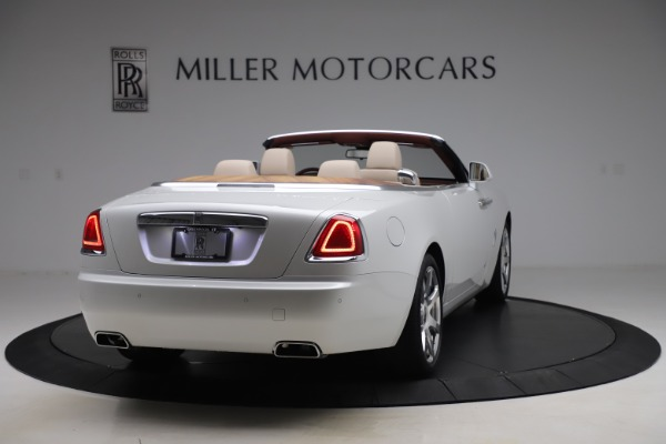 Used 2016 Rolls-Royce Dawn for sale $239,900 at Bugatti of Greenwich in Greenwich CT 06830 6