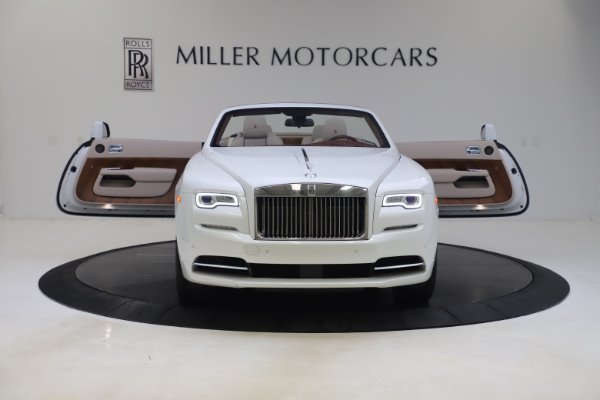 Used 2016 Rolls-Royce Dawn for sale $239,900 at Bugatti of Greenwich in Greenwich CT 06830 9