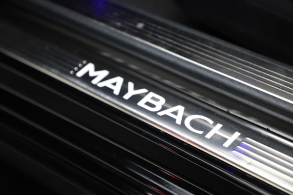 Used 2016 Mercedes-Benz S-Class Mercedes-Maybach S 600 for sale $87,900 at Bugatti of Greenwich in Greenwich CT 06830 20