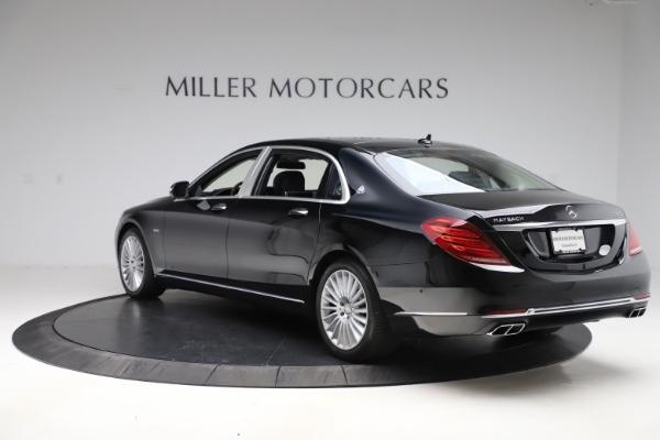 Used 2016 Mercedes-Benz S-Class Mercedes-Maybach S 600 for sale $87,900 at Bugatti of Greenwich in Greenwich CT 06830 5