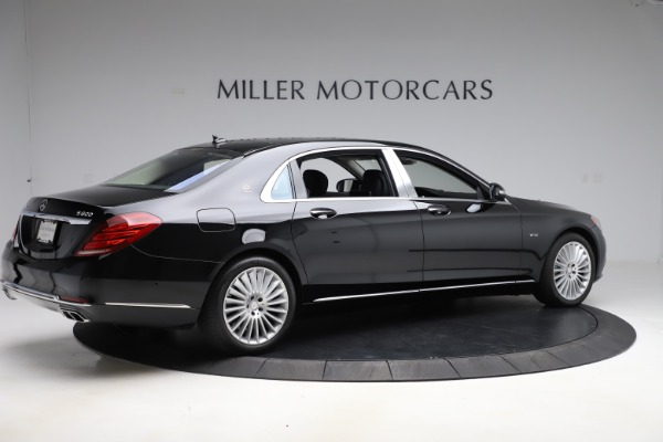 Used 2016 Mercedes-Benz S-Class Mercedes-Maybach S 600 for sale $87,900 at Bugatti of Greenwich in Greenwich CT 06830 8