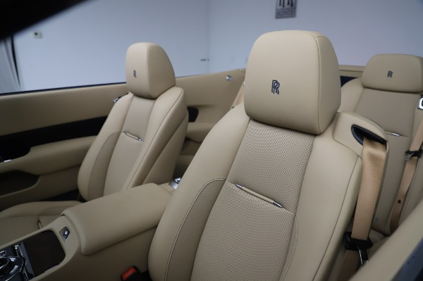 New 2020 Rolls-Royce Dawn for sale $382,100 at Bugatti of Greenwich in Greenwich CT 06830 17