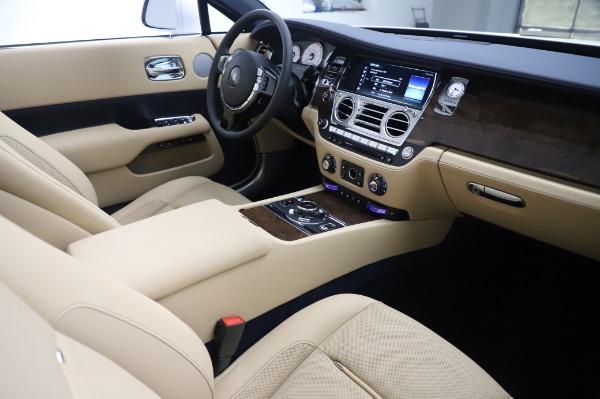 New 2020 Rolls-Royce Dawn for sale $382,100 at Bugatti of Greenwich in Greenwich CT 06830 20