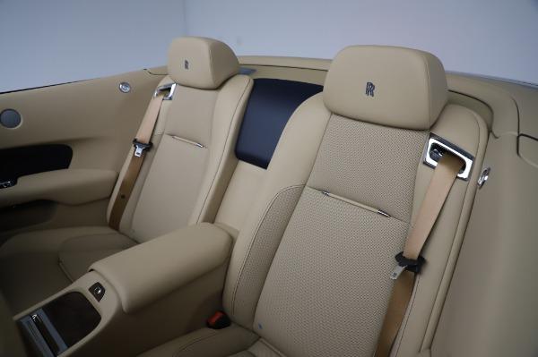 New 2020 Rolls-Royce Dawn for sale $382,100 at Bugatti of Greenwich in Greenwich CT 06830 22