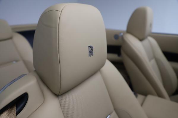 New 2020 Rolls-Royce Dawn for sale $382,100 at Bugatti of Greenwich in Greenwich CT 06830 26