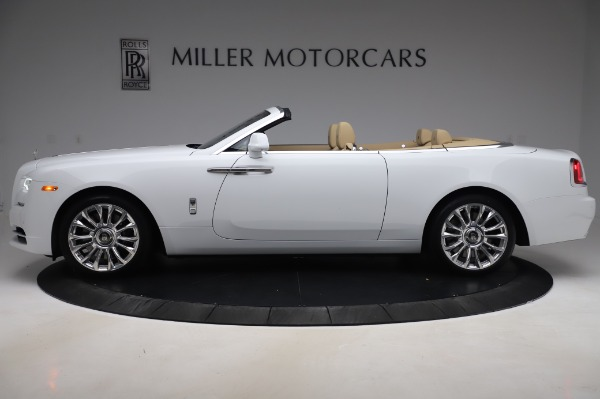 New 2020 Rolls-Royce Dawn for sale $382,100 at Bugatti of Greenwich in Greenwich CT 06830 3