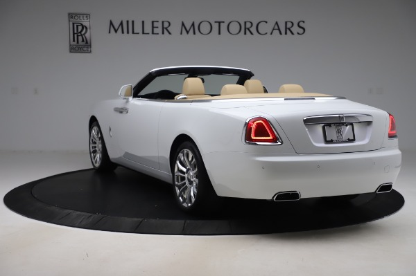 New 2020 Rolls-Royce Dawn for sale $382,100 at Bugatti of Greenwich in Greenwich CT 06830 4