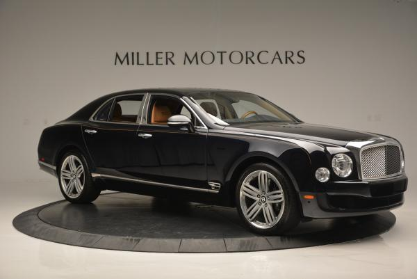 Used 2013 Bentley Mulsanne Le Mans Edition- Number 1 of 48 for sale Sold at Bugatti of Greenwich in Greenwich CT 06830 10