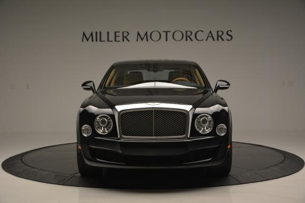 Used 2013 Bentley Mulsanne Le Mans Edition- Number 1 of 48 for sale Sold at Bugatti of Greenwich in Greenwich CT 06830 12