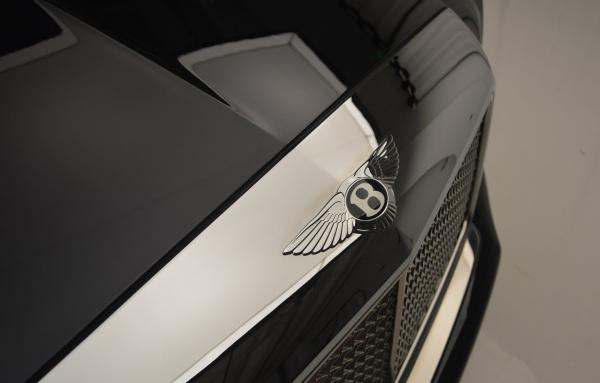 Used 2013 Bentley Mulsanne Le Mans Edition- Number 1 of 48 for sale Sold at Bugatti of Greenwich in Greenwich CT 06830 13