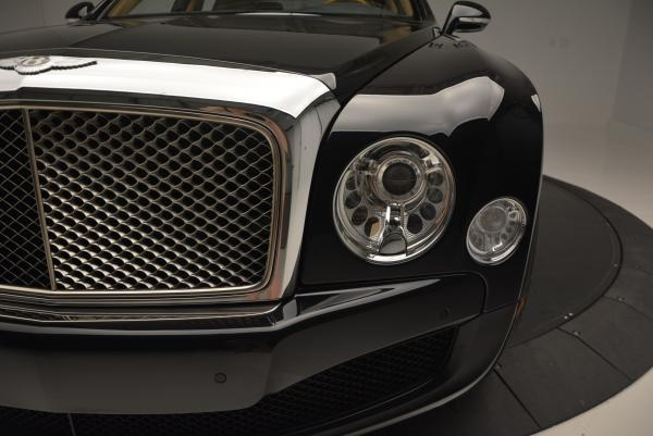 Used 2013 Bentley Mulsanne Le Mans Edition- Number 1 of 48 for sale Sold at Bugatti of Greenwich in Greenwich CT 06830 14