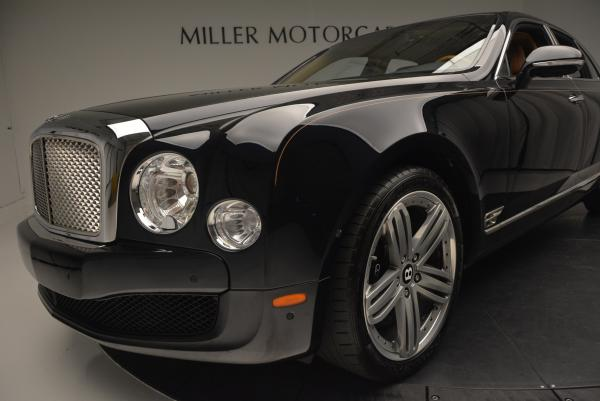 Used 2013 Bentley Mulsanne Le Mans Edition- Number 1 of 48 for sale Sold at Bugatti of Greenwich in Greenwich CT 06830 15