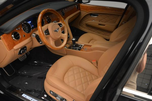 Used 2013 Bentley Mulsanne Le Mans Edition- Number 1 of 48 for sale Sold at Bugatti of Greenwich in Greenwich CT 06830 18