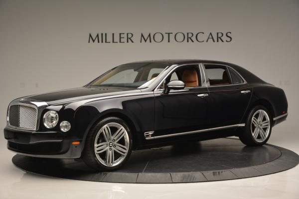 Used 2013 Bentley Mulsanne Le Mans Edition- Number 1 of 48 for sale Sold at Bugatti of Greenwich in Greenwich CT 06830 2
