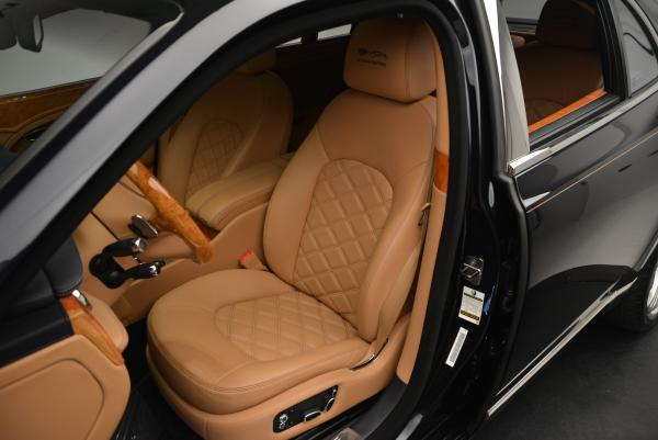 Used 2013 Bentley Mulsanne Le Mans Edition- Number 1 of 48 for sale Sold at Bugatti of Greenwich in Greenwich CT 06830 20