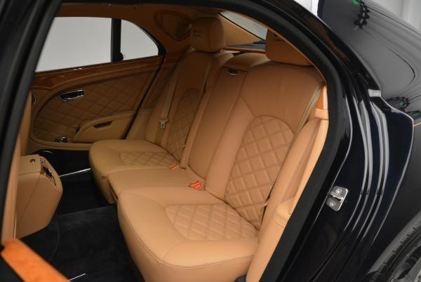Used 2013 Bentley Mulsanne Le Mans Edition- Number 1 of 48 for sale Sold at Bugatti of Greenwich in Greenwich CT 06830 24