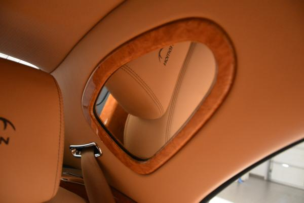 Used 2013 Bentley Mulsanne Le Mans Edition- Number 1 of 48 for sale Sold at Bugatti of Greenwich in Greenwich CT 06830 27