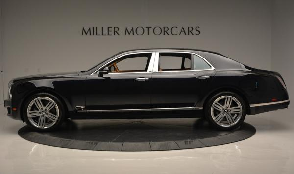 Used 2013 Bentley Mulsanne Le Mans Edition- Number 1 of 48 for sale Sold at Bugatti of Greenwich in Greenwich CT 06830 3