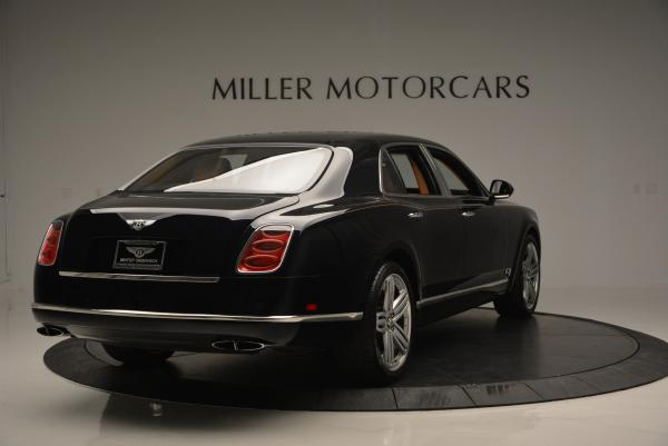Used 2013 Bentley Mulsanne Le Mans Edition- Number 1 of 48 for sale Sold at Bugatti of Greenwich in Greenwich CT 06830 7