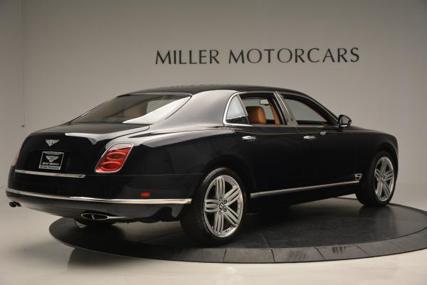 Used 2013 Bentley Mulsanne Le Mans Edition- Number 1 of 48 for sale Sold at Bugatti of Greenwich in Greenwich CT 06830 8