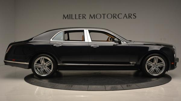 Used 2013 Bentley Mulsanne Le Mans Edition- Number 1 of 48 for sale Sold at Bugatti of Greenwich in Greenwich CT 06830 9