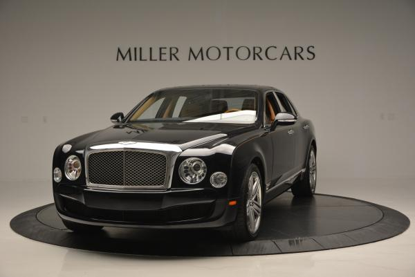 Used 2013 Bentley Mulsanne Le Mans Edition- Number 1 of 48 for sale Sold at Bugatti of Greenwich in Greenwich CT 06830 1