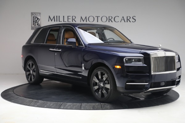 Used 2020 Rolls-Royce Cullinan for sale Call for price at Bugatti of Greenwich in Greenwich CT 06830 12