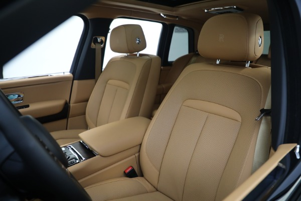 Used 2020 Rolls-Royce Cullinan for sale Call for price at Bugatti of Greenwich in Greenwich CT 06830 13