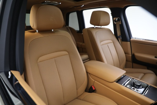 Used 2020 Rolls-Royce Cullinan for sale Call for price at Bugatti of Greenwich in Greenwich CT 06830 14