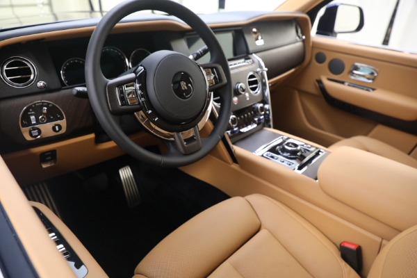 Used 2020 Rolls-Royce Cullinan for sale Call for price at Bugatti of Greenwich in Greenwich CT 06830 15
