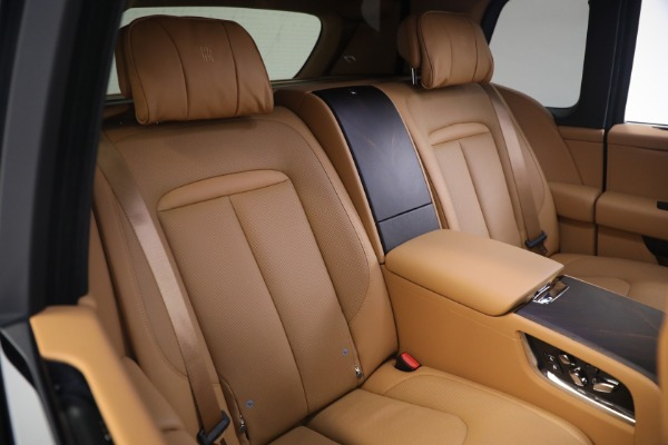 Used 2020 Rolls-Royce Cullinan for sale Call for price at Bugatti of Greenwich in Greenwich CT 06830 17